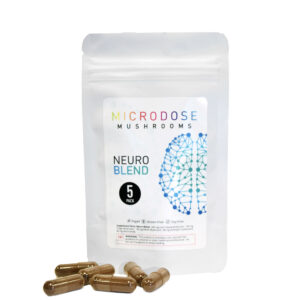 Microdosing Mushrooms Capsules Neuro Blend